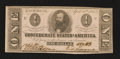 Confederate Notes:1863 Issues, T62 $1 1863 PF-UNL Cr. UNL.. ...