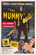 "Movie Posters:Horror, The Mummy (Universal International, 1959). One Sheet (27"" X 41"")....."
