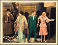 "Movie Posters:Horror, The Bat Whispers (United Artists, 1930). Lobby Card (11"" X 14"").. ..."