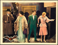 "The Bat Whispers (United Artists, 1930). Lobby Card (11"" X 14"")"