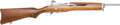 Long Guns:Semiautomatic, Sturm Ruger Mini-14 Stainless Steel Semi-Automatic Ranch Rifle....