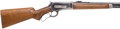 Long Guns:Lever Action, Winchester Model 71 Lever Action Rifle....