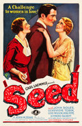 "Movie Posters:Drama, Seed (Universal, 1931). One Sheet (27"" X 41"").. ..."