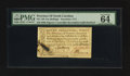 Colonial Notes:North Carolina, North Carolina December, 1771 10s PMG Choice Uncirculated 64 EPQ.....