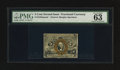 Fractional Currency:Second Issue, Fr. 1232SP 5¢ Second Issue Narrow Margin Face PMG Choice Uncirculated 63.. ...