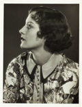 """Movie Posters:Miscellaneous, Joan Crawford by Ruth Harriet Louise (MGM, Late 1920s). Portrait Photo (10"""" X 13"""").. ..."""