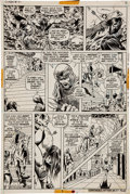 Original Comic Art:Panel Pages, Barry Smith, P. Craig Russell, and Dan Adkins Conan theBarbarian #21 Page 3 Original Art (Marvel, 1972)....