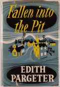 Books:Mystery & Detective Fiction, [Ellis Peters]. Edith Pargeter. Fallen into the Pit. London:Heinemann, [1951]. First edition. Octavo. 278 pages. Pu...