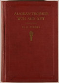Books:Sporting Books, G. O. Young. Alaskan Trophies Won and Lost. Boston:Christopher Publishing House, [1928]. First edition. Octavo...