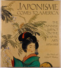 Books:Art & Architecture, Julia Meech and Gabriel P. Weisberg. Japonisme Comes to America. The Japanese Impact on the Graphic Arts, 1876-192...