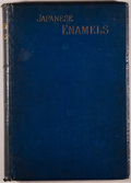Books:Art & Architecture, James L. Bowes. SIGNED. Japanese Enamels. London: Quaritch, 1886. First trade edition, one of 200 copies. Insc...