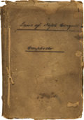 Books:Reference & Bibliography, Laws of the Republic of Texas; Passed at the Session of theFifth Congress....