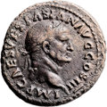 Ancients:Judaea, Ancients: Vespasian (AD 69 - 79). AE as (29mm, 11.59 gm, 6h). ...