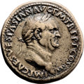 Ancients:Judaea, Ancients: Vespasian (AD 69 - 79). AE sestertius (34mm, 25.16 gm,6h). ...