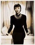 "Movie Posters, Anna May Wong in Dangerous to Know by Eugene Robert Richee(Paramount, 1938). Portrait Photo (10. 25"" X 13"").. ..."