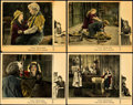 "Movie Posters:Drama, Tess of the Storm Country (United Artists, 1922). Lobby Cards (4)(11"" X 14"").. ... (Total: 4 Items)"