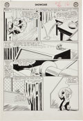 Original Comic Art:Panel Pages, Gil Kane and Murphy Anderson Showcase #35 The Atom Page 14Original Art (DC, 1961)....