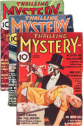 Pulps:Detective, Thrilling Mystery Group (Standard, 1936).... (Total: 3 )