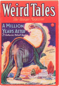 Pulps:Horror, Weird Tales - Robert E. Howard Group (Popular Fiction, 1928-30)Condition: Average VG+.... (Total: 2 Items)