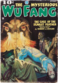 Pulps:Horror, Wu Fang - October 1935 (Popular, 1935) Condition: FN-....