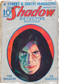 Pulps:Detective, Shadow V1#6 (Street & Smith, 1932) Condition: VG-....