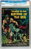 Silver Age (1956-1969):Adventure, Voyage to the Bottom of the Sea #4 Twin Cities pedigree (Gold Key, 1966) CGC NM/MT 9.8 White pages....