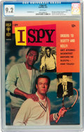 Silver Age (1956-1969):Adventure, I Spy #2 Twin Cities pedigree (Gold Key, 1967) CGC NM- 9.2 White pages....