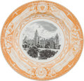 Miscellaneous, Wedgwood University of Texas Plate....