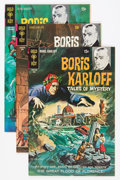Silver Age (1956-1969):Horror, Boris Karloff Tales of Mystery File Copy Group (Gold Key, 1968-79)Condition: Average VF/NM.... (Total: 26 Comic Books)