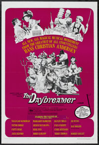 """The Daydreamer (Embassy Pictures, 1966). One Sheet (27"""" X 41""""). Children's. Starring Cyril Ritchard, Paul O'Ke..."""