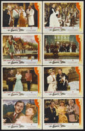 "The Emperor Waltz (Paramount, 1948). Lobby Card Set of 8 (11"" X 14""). Musical Comedy. Starring Bing Crosby, Jo..."