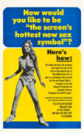 """Movie Posters:Fantasy, Raquel Welch Special Poster/Creatures the World Forgot (Columbia,1970). One Sheet (27"""" X 41"""").. ..."""
