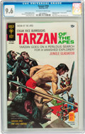 Bronze Age (1970-1979):Adventure, Tarzan #195 Twin Cities pedigree (Gold Key, 1970) CGC NM+ 9.6 Off-white to white pages....