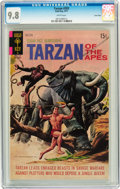 Bronze Age (1970-1979):Adventure, Tarzan #203 Twin Cities pedigree (Gold Key, 1971) CGC NM/MT 9.8 White pages....