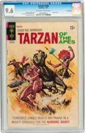 Bronze Age (1970-1979):Adventure, Tarzan #205 Twin Cities pedigree (Gold Key, 1971) CGC NM+ 9.6 Off-white to white pages....