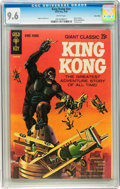 Silver Age (1956-1969):Adventure, Movie Comics: King Kong #nn Twin Cities pedigree (Gold Key, 1968) CGC NM+ 9.6 White pages....