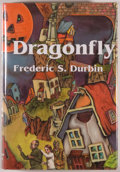 Books:Horror & Supernatural, [Jerry Weist]. Frederic S. Durbin. Dragonfly. [Sauk City]:Arkham House, 1999. First edition, first printing. Octavo...