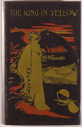 Books:Science Fiction & Fantasy, [Jerry Weist]. Robert W. Chambers. The King in Yellow. New York: F. Tennyson Neely, [1895.] Later impression. Octavo...