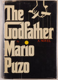 Books:Fiction, Mario Puzo. The Godfather. New York: G. P. Putnam's Sons,[1969]. Octavo. 446 pages. Publisher's binding and dust j...