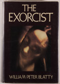 Books:Horror & Supernatural, William Peter Blatty. The Exorcist. New York: Harper &Row, [1971]. First edition, first printing. Octavo. 340 pages...