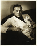 "Movie Posters:Photo, Douglas Fairbanks Jr. by George Hurrell (MGM, 1939). Portrait Photo(11"" X 14"").. ..."