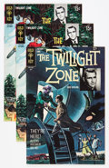 Silver Age (1956-1969):Horror, Twilight Zone Group (Dell, 1968-73) Condition: Average FN/VF....(Total: 12 Comic Books)