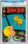 Bronze Age (1970-1979):Humor, Richie Rich #89 File Copy (Harvey, 1970) CGC NM+ 9.6 Off-white to white pages....