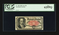 Fractional Currency:Fifth Issue, Fr. 1381 50¢ Fifth Issue PCGS New 62PPQ.. ...