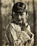 "Movie Posters:Photo, Anna May Wong (Paramount, 1925). Portrait Photo (7.5"" X 9.5"").. ..."