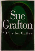 Books:Mystery & Detective Fiction, Sue Grafton. SIGNED. O Is for Outlaw. New York: Holt,[1999]. First edition. Signed by the author on the title...