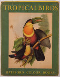Books:Children's Books, [John Gould, illustrator]. [Sacheverell Sitwell,editor].Tropical Birds from Plates by John Gould. London:Batsf...