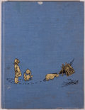 Books:Children's Books, A. A. Milne. The Pooh Story Book. With decorations andillustrations in full color by E. H. Shepard. New York: D...