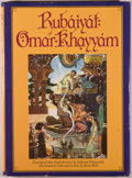 Books:Literature Pre-1900, [Rene Bull, illustrator]. Edward Fitzgerald. Rubaiyat of OmarKhayyam. New York: Excalibur, [1985]. Facsimile of the...