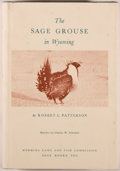 Books:Natural History Books & Prints, Robert L. Patterson. The Sage Grouse in Wyoming. Sketches by Charles W. Schwartz. Denver: Wyoming Game and Fish,...